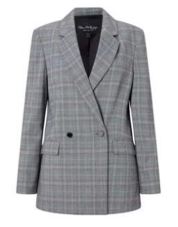Check jacket - MIss Selfridge £45.00