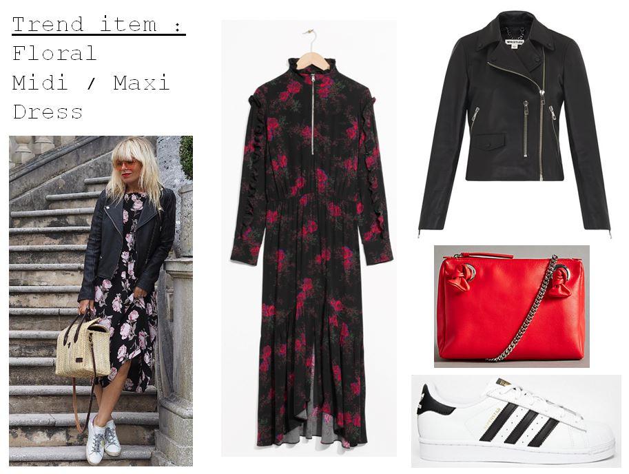 Trend Item - Floral Midi~Maxi Dress.JPG