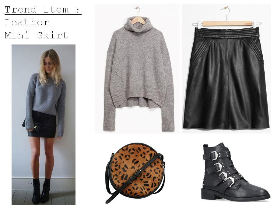 Trend Item - Leather Mini Skirt.JPG