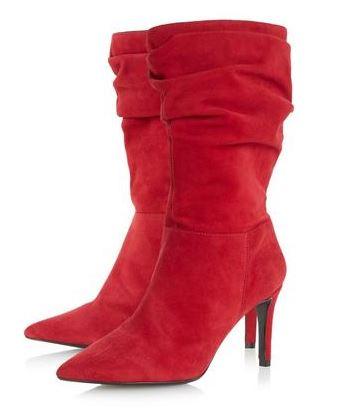 Reenie slouch boot, Dune London £145.00