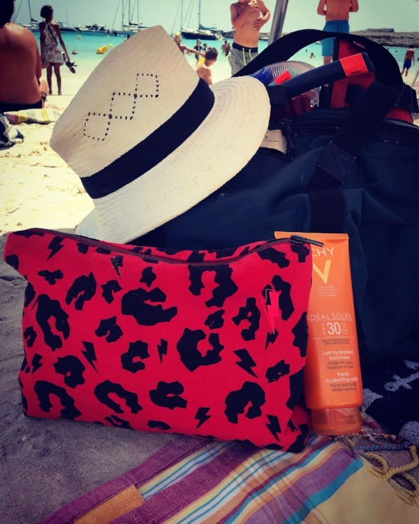 My 'SWAG BAG' that I took everywhere with me on holiday -  Scamp and Dude, £28.00