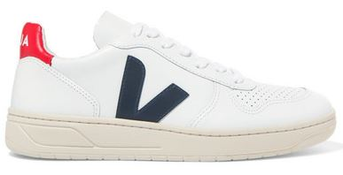 Veja V-10 leather sneakers, Net-a-Porter, £115