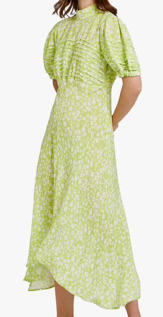 Jenna Floral dress, £120.00, Ghost at John Lewis & Partners