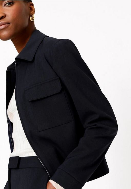 Inject Some Spring Into Your Wardrobe With A New Jacket Edits Styling