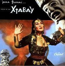Fantasía sobre Yma Sumac   for solo clarinet & orchestra  (& version for large ensemble)