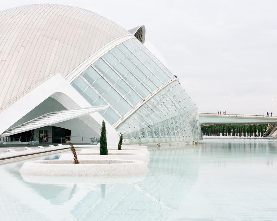 Ciudad de las Artes y las Ciencias (City of Arts and Sciences)