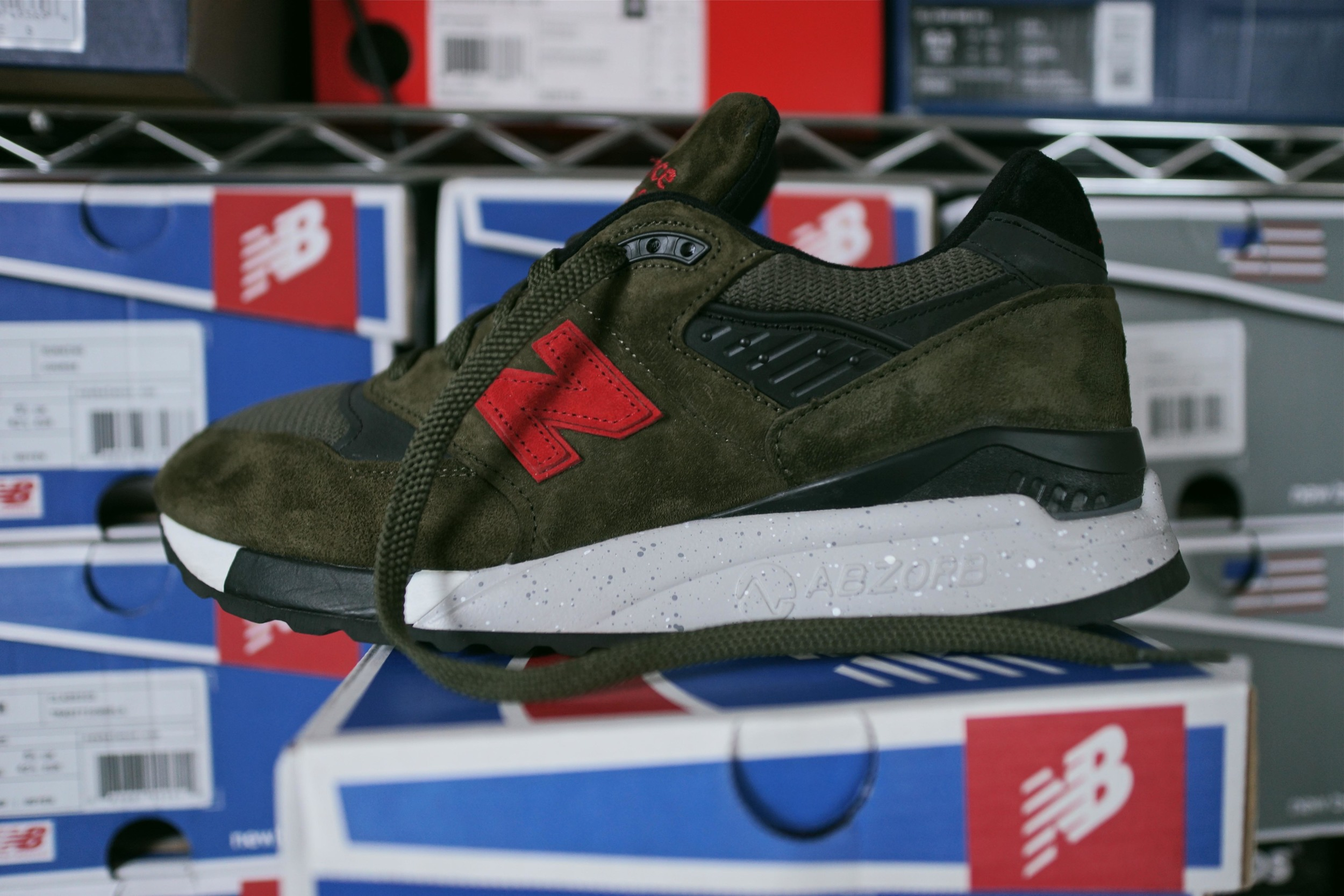 New Balance 998 (Made in U.S.A.) by JD