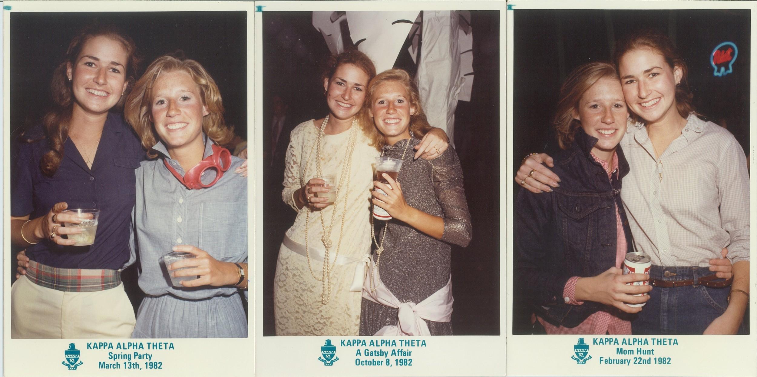 Beth and Ferrin Kappa Alpha Theta 1982.jpg