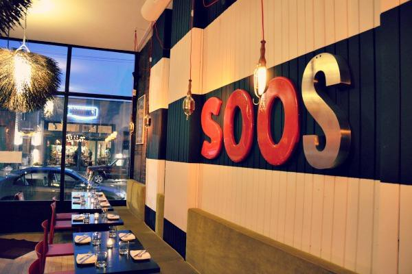 Notable Life - Soos Resto Bar: A Wealth of Fusion Flavour