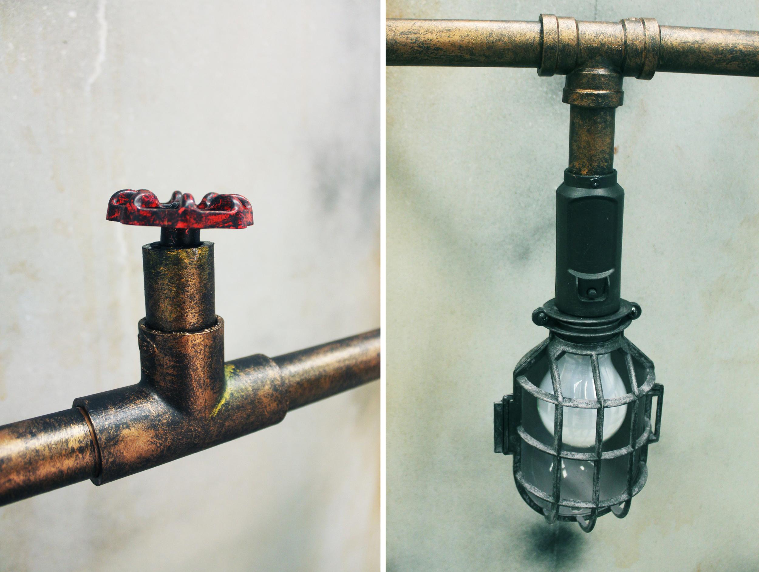 Lamp details. (2015)