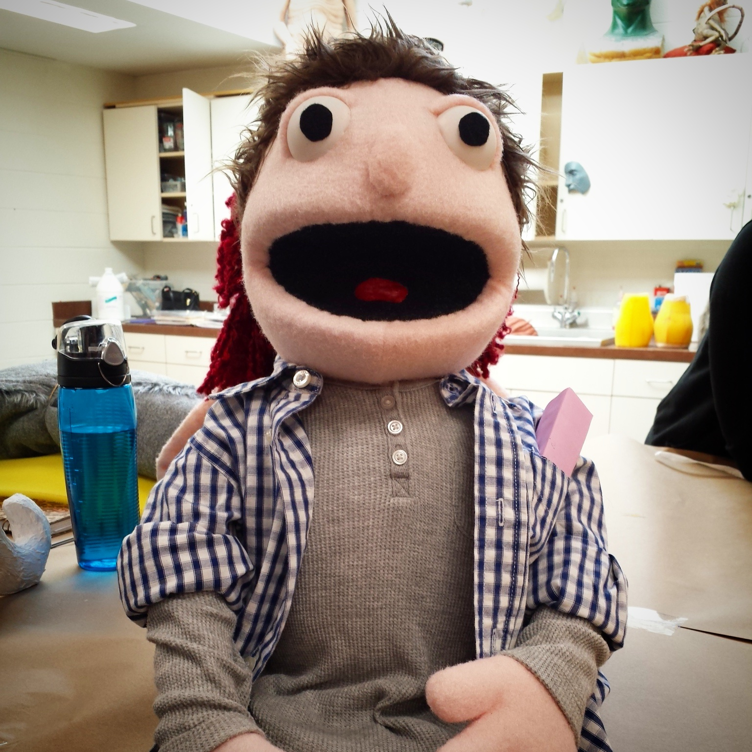 Carl the Puppet. (2015)