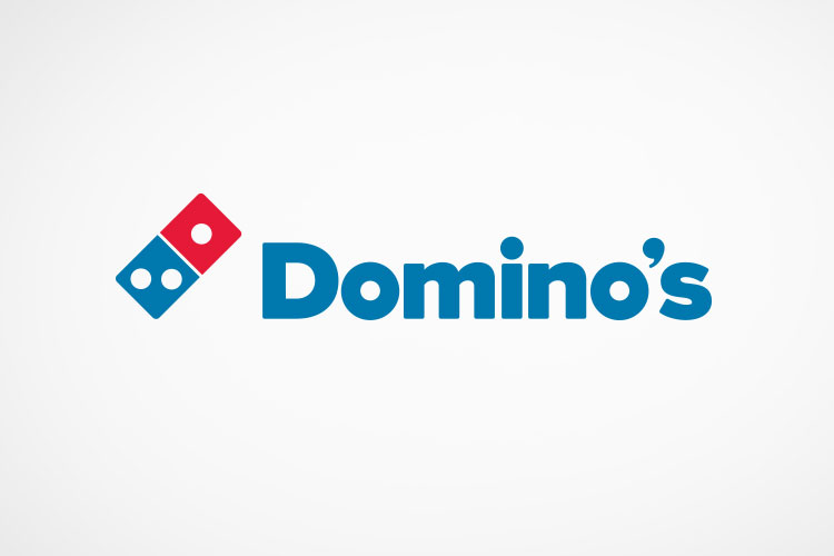 Domino's brand refresh, a collaborative project done at  CP+B