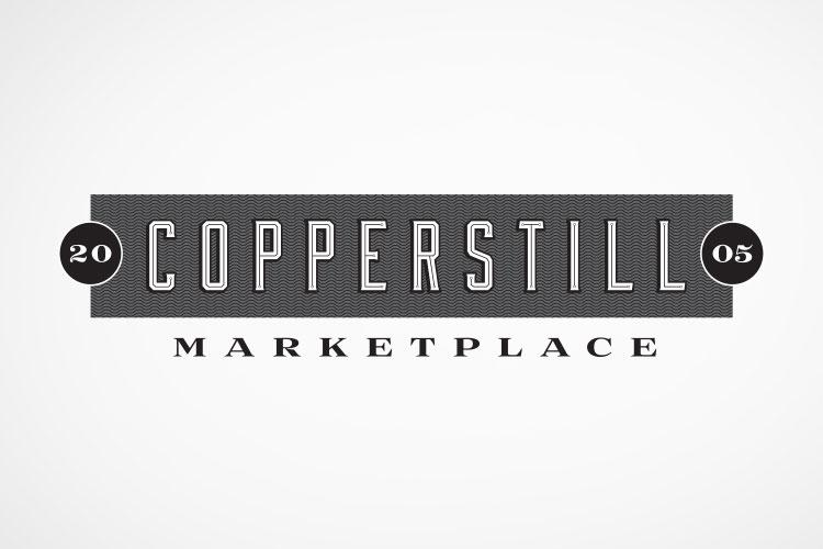 Copperstill Marketplace brand identity