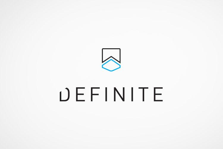 Rebrand for Definite TV, a production company