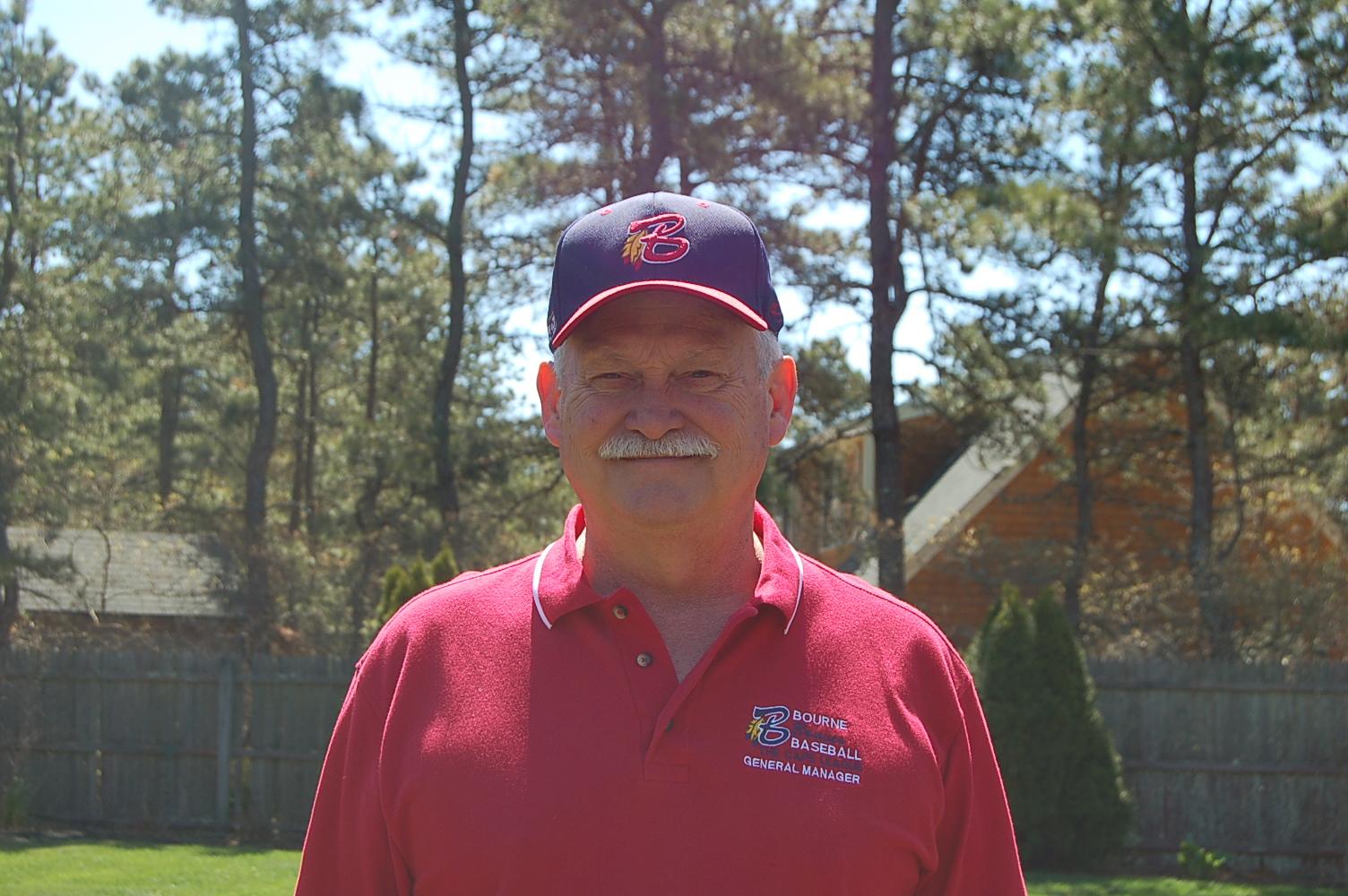 Chuck Sturtevant;Photo from  BourneBraves.org