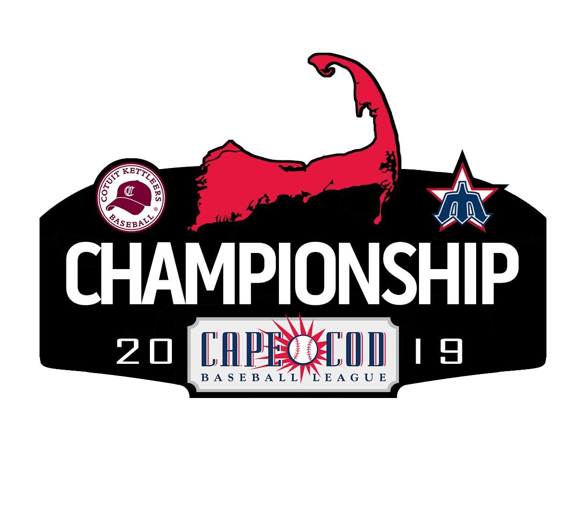The Cape League Championship series is set; the Cotuit Kettleers will take on the Harwich Mariners for the Arnold Mycock Trophy.