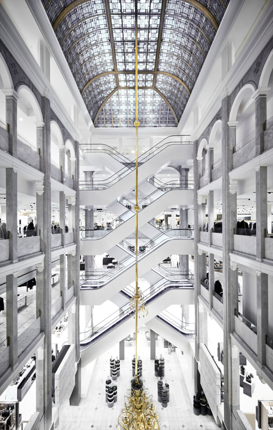 Department store Illum in Copenhagen