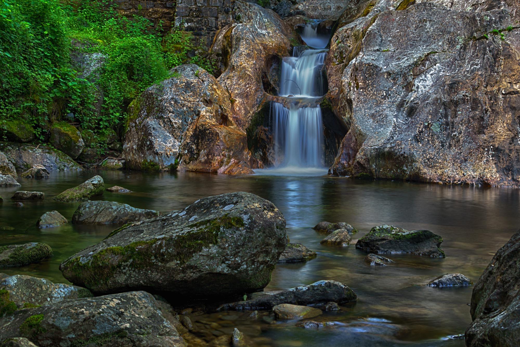 Sunburst Falls II