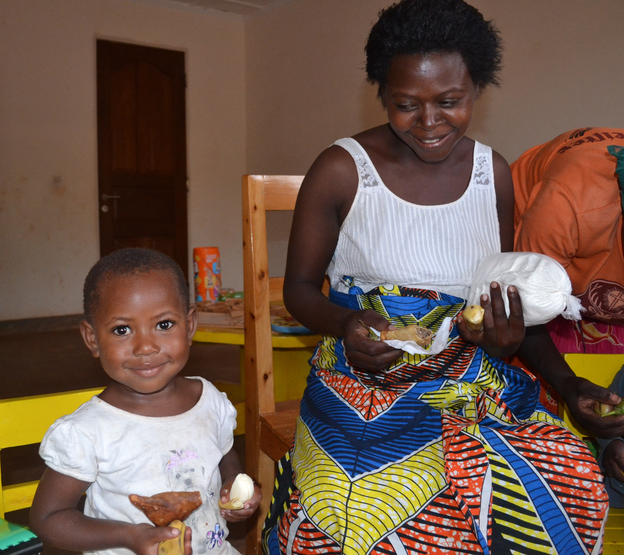 A sneak peek inside a Moms LitClub meeting in Rwanda.