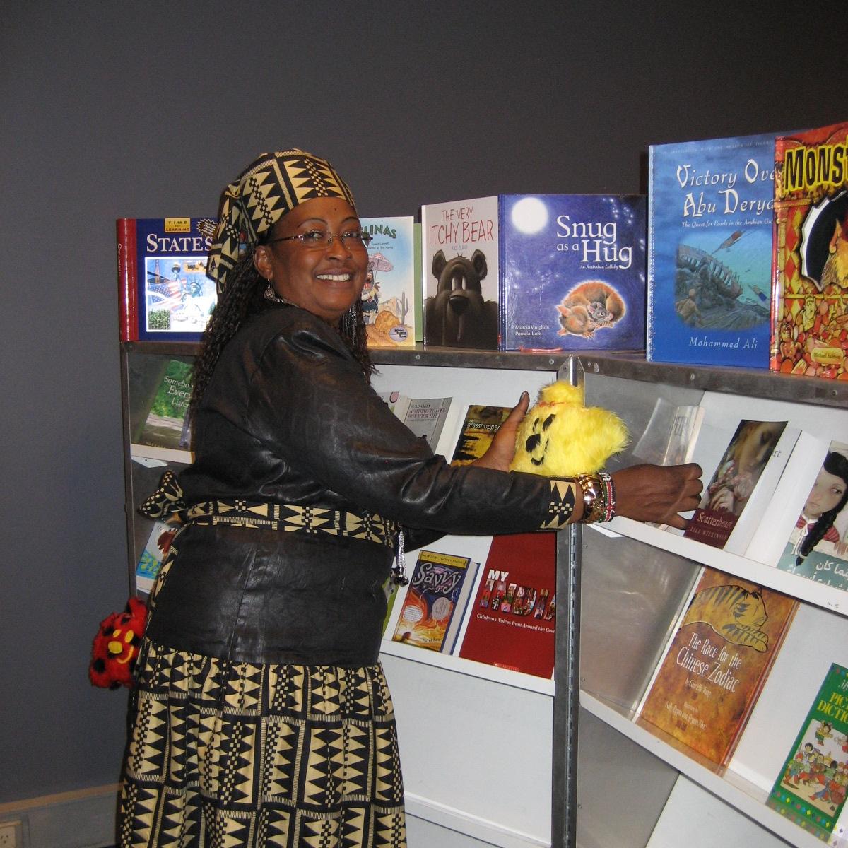 Margaret Muthiga   Partnership Coordinator,  Rift Valley Reading Association