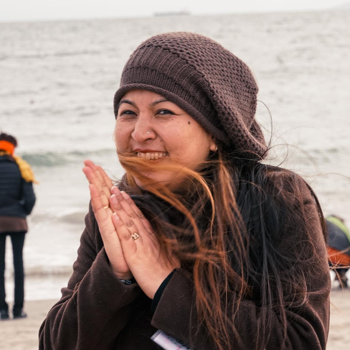 Jamuna Shrestha Bhattarai   Partnership Coordinator,  NICE Foundation