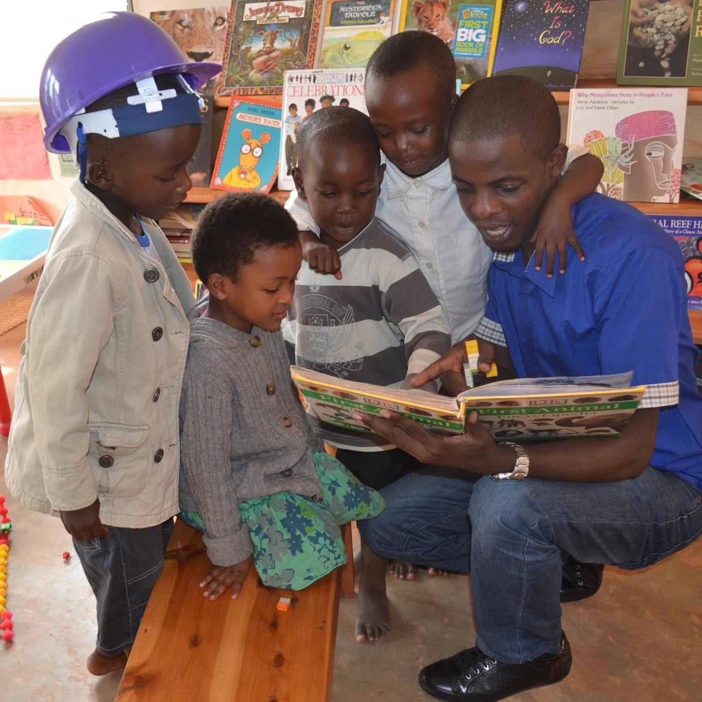 Jean Marie Habimana   Partnership Coordinator,  Ready for Reading