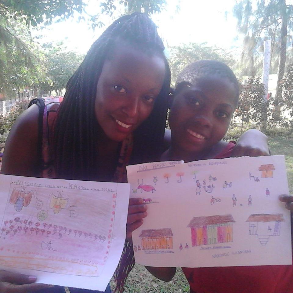Susan Tusabe   Partnership Coordinator,  Art of a Child