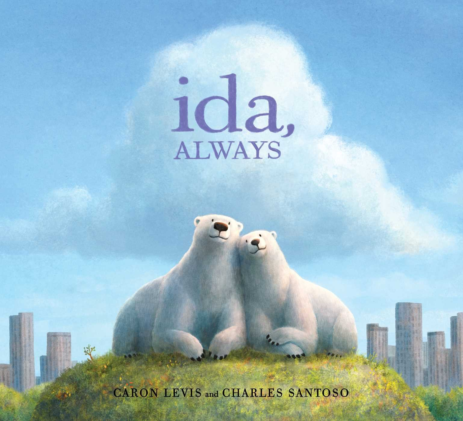 The cover of Levis's    Ida, Always