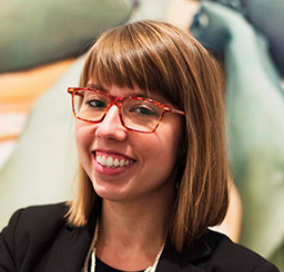 Carmen Hermo - Carmen Hermo joined the Elizabeth A. Sackler Center for Feminist Art's curatorial team as Assistant Curator in June 2016. She curated Roots of