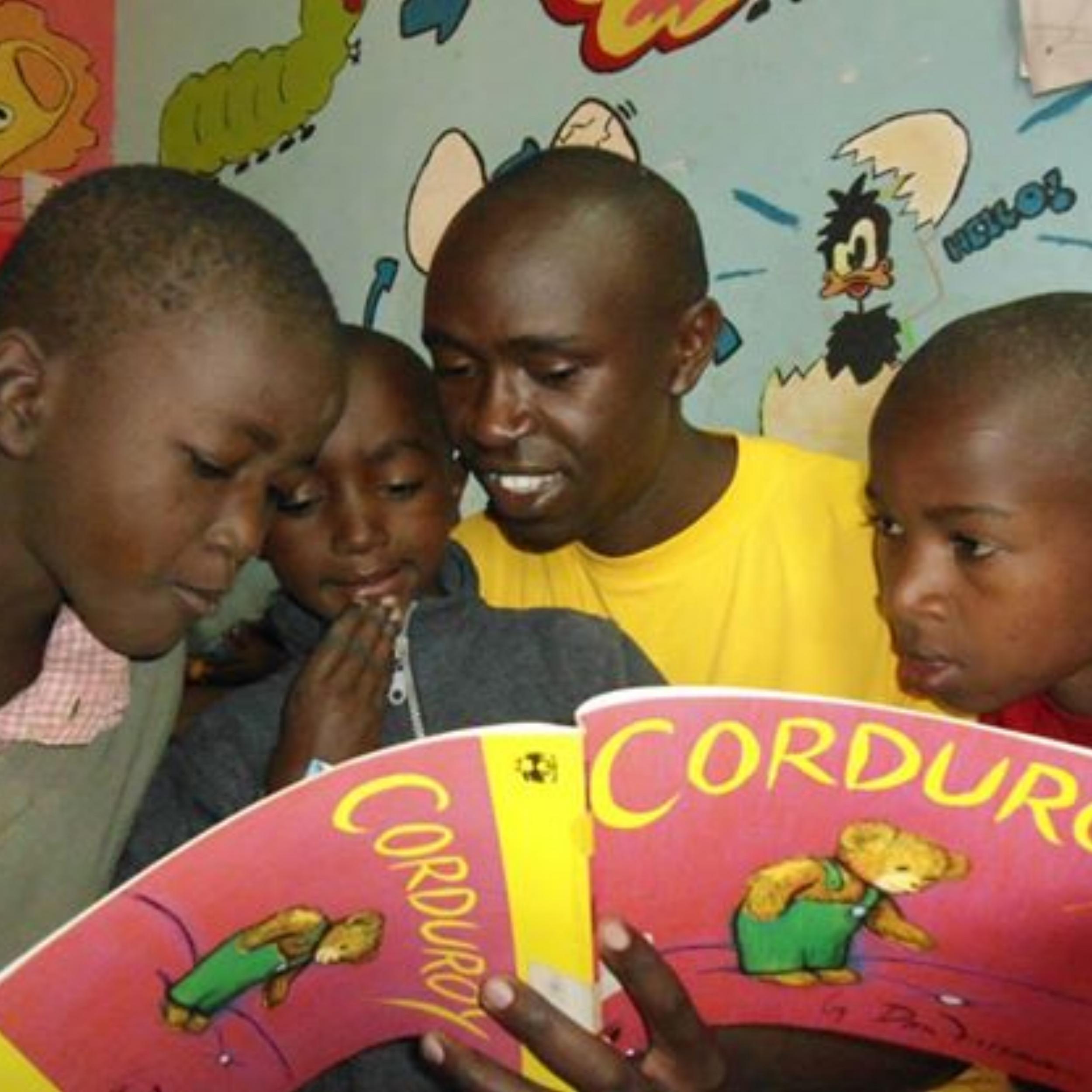 Geoffrey Ochieng   Partnership Coordinator,  Kenya Education Fund