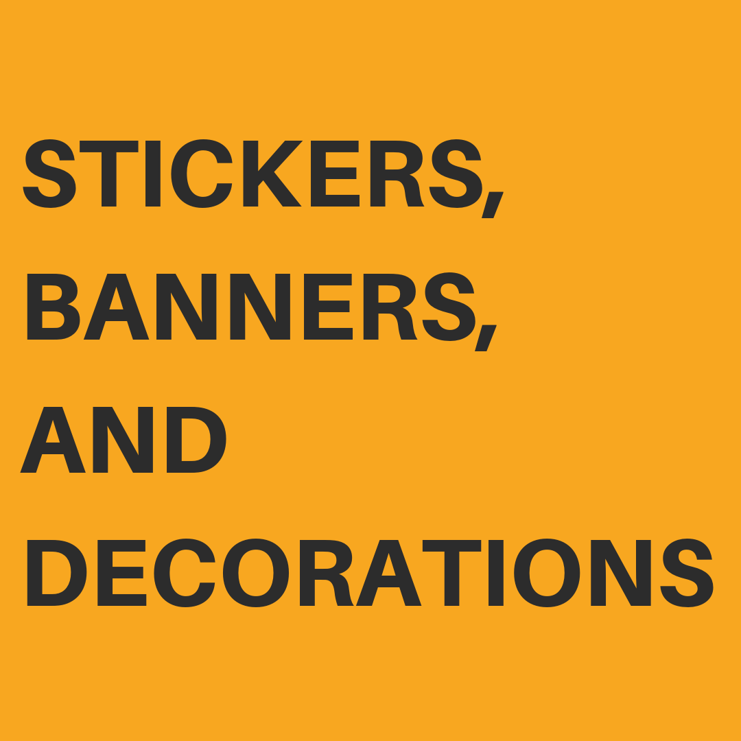 Use these  designs and print-your-own templates  for easy decorations for any event!    BOOKMARKS      POSTER    |    READING CROWN      STICKERS & BUTTONS