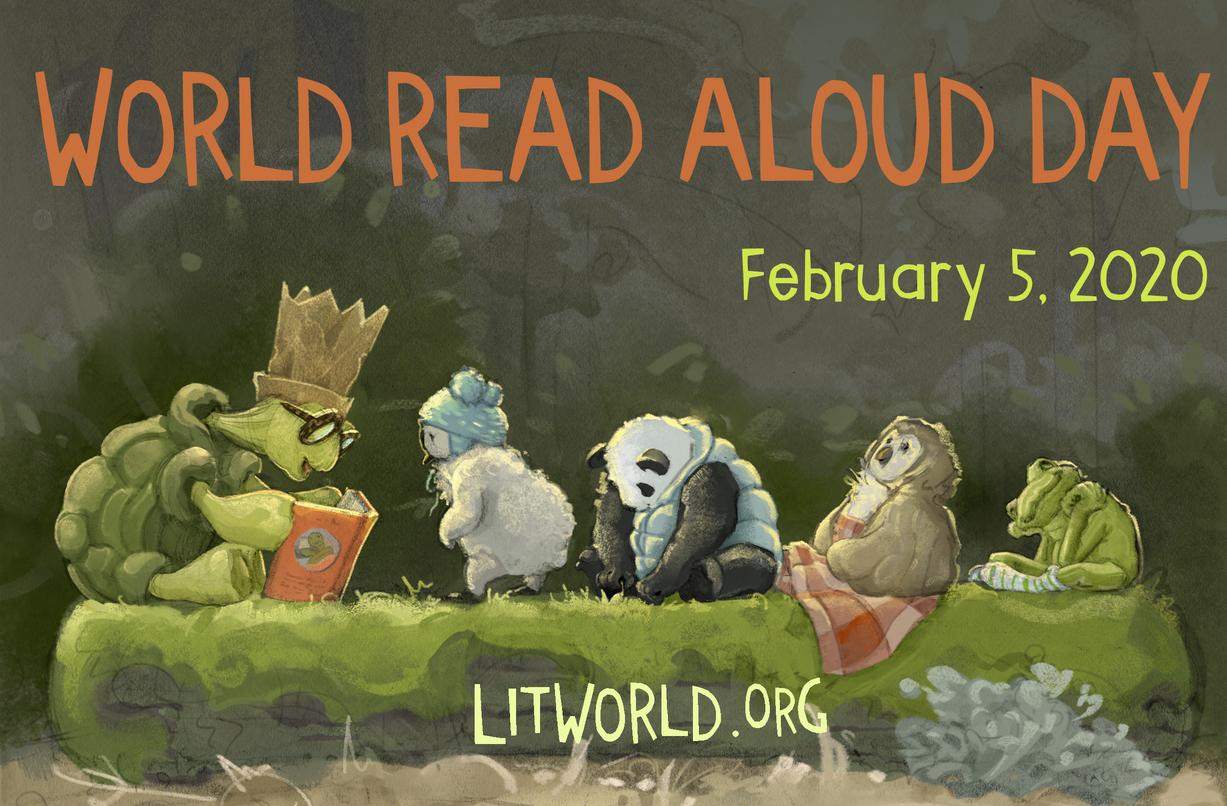 Image result for read aloud day""