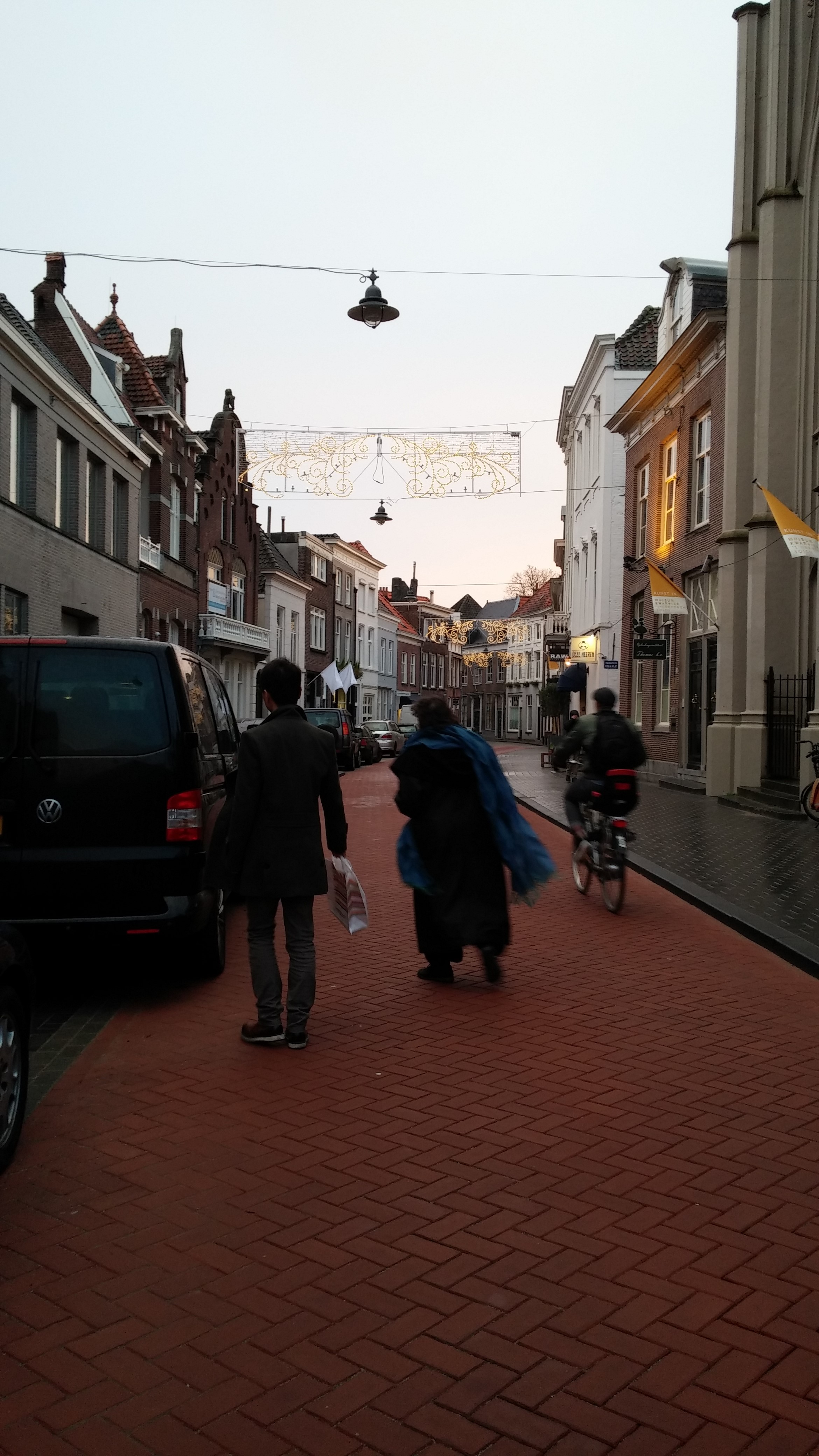 The cute little city of 's-Hertogenbosch