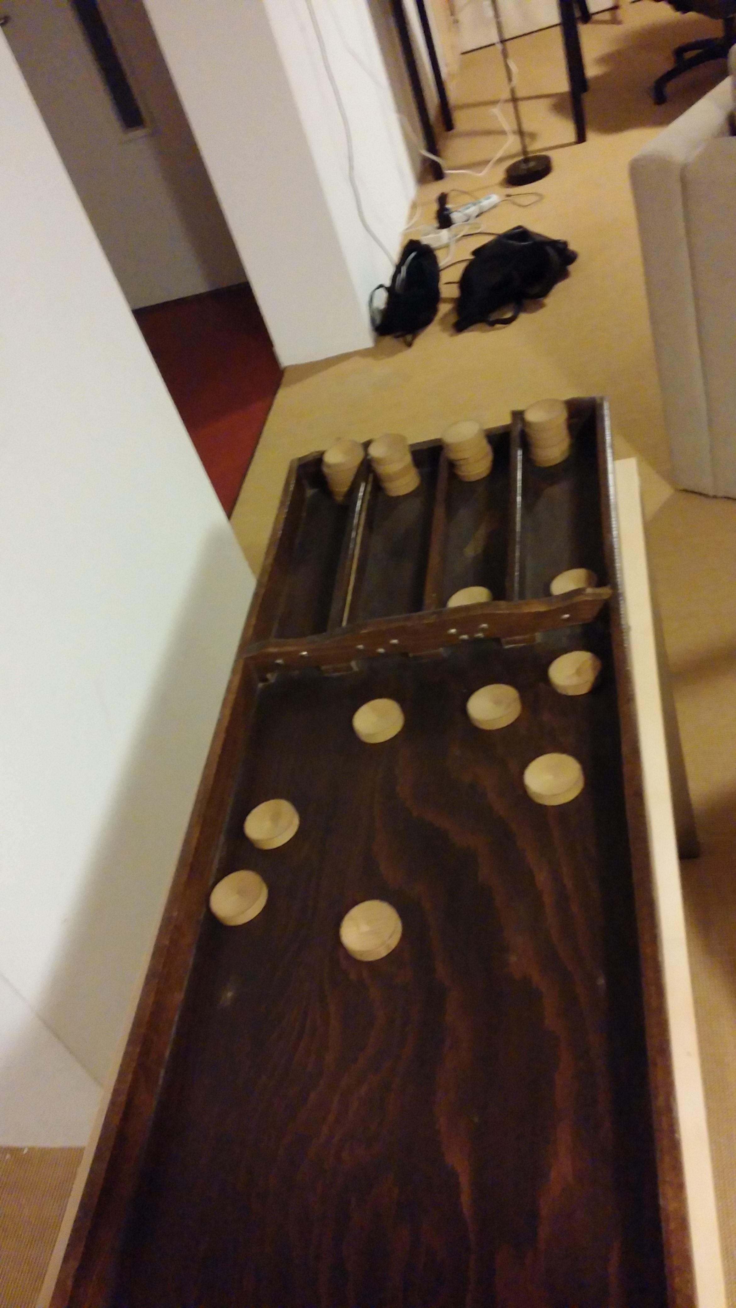 More shuffleboard