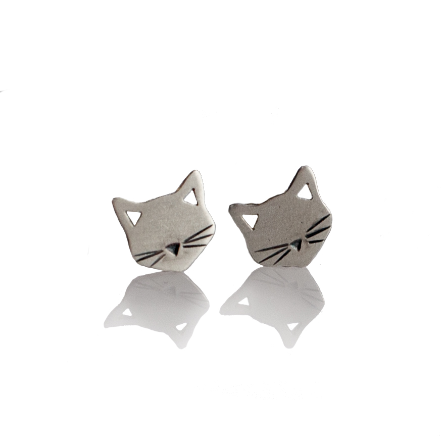 And there you go! Animal earrings!