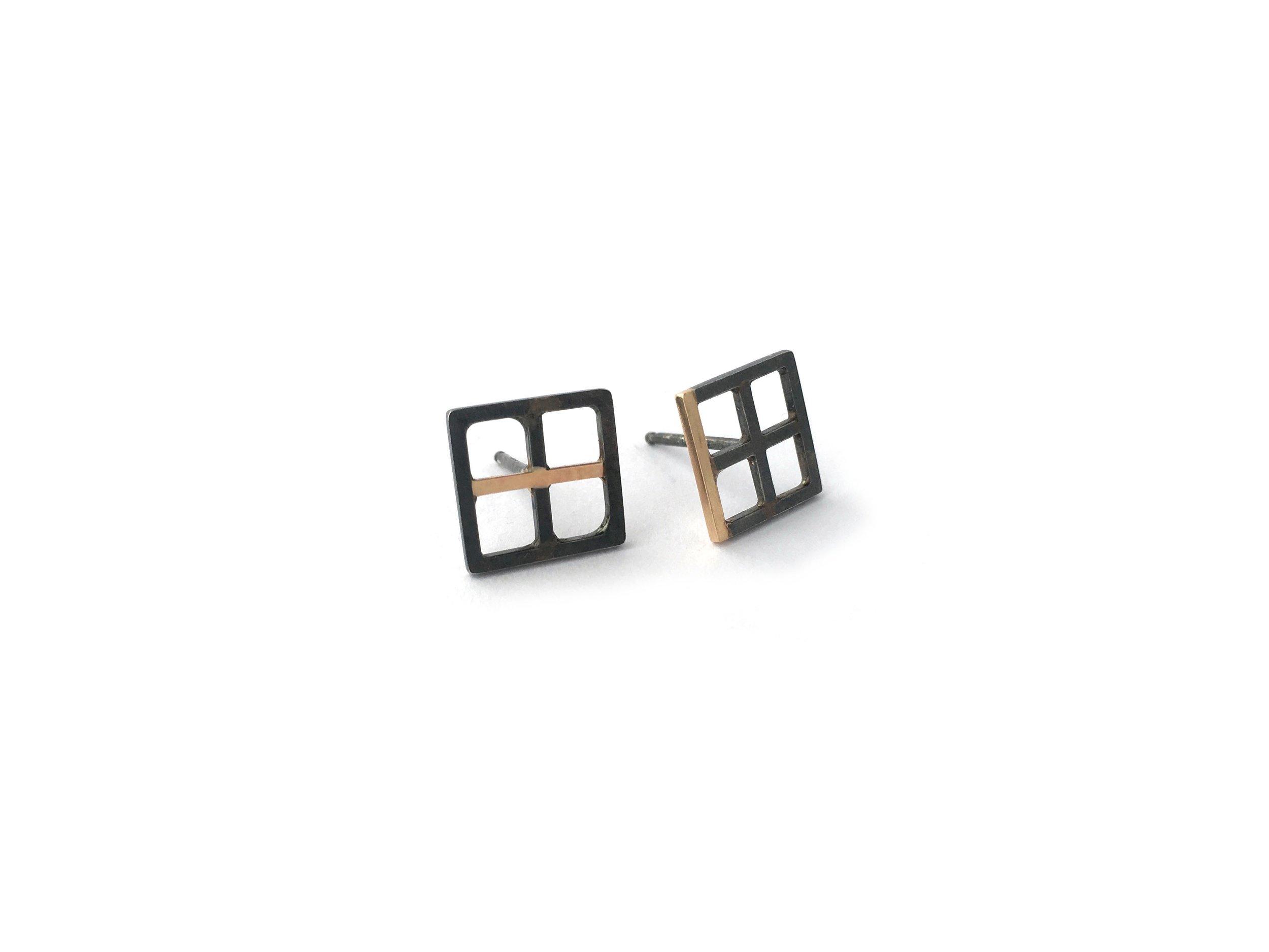 2nd dimension earrings