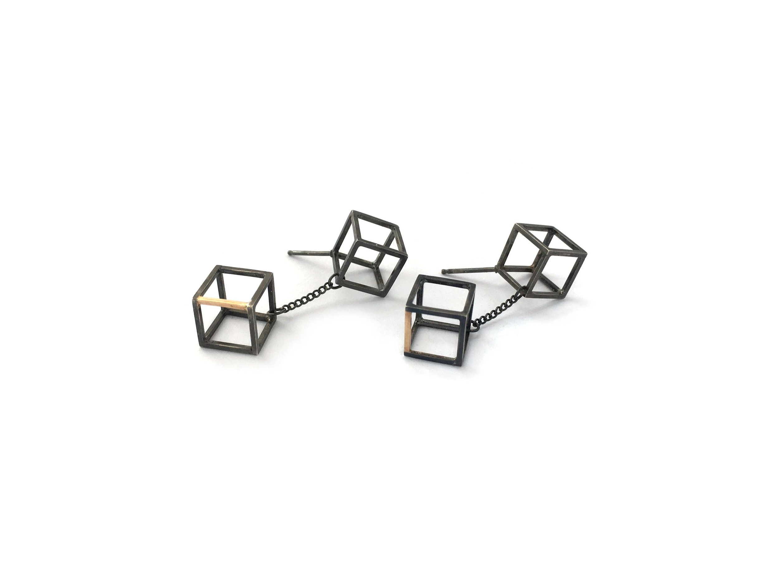4th dimension earrings