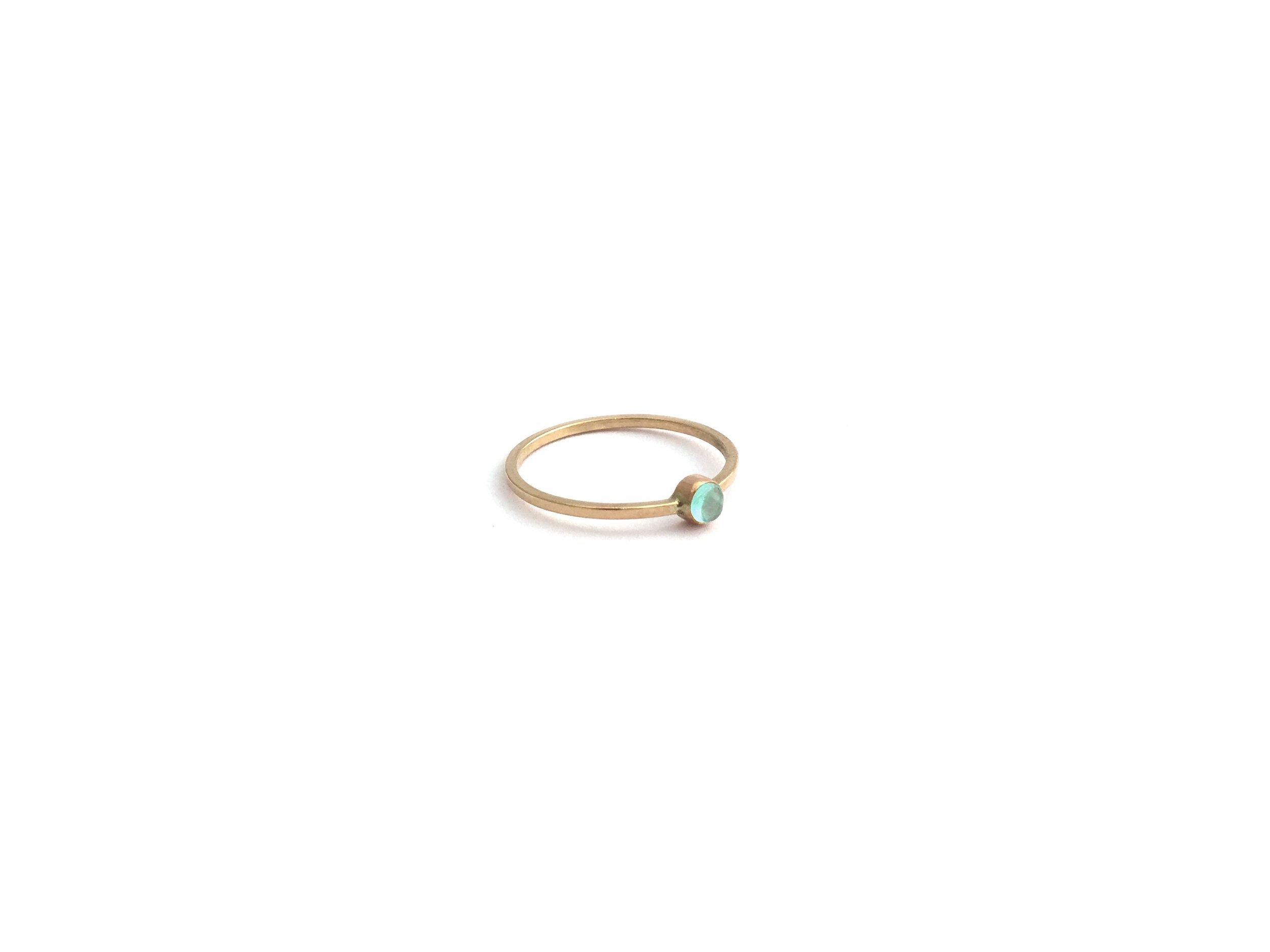Electron Ring Gold