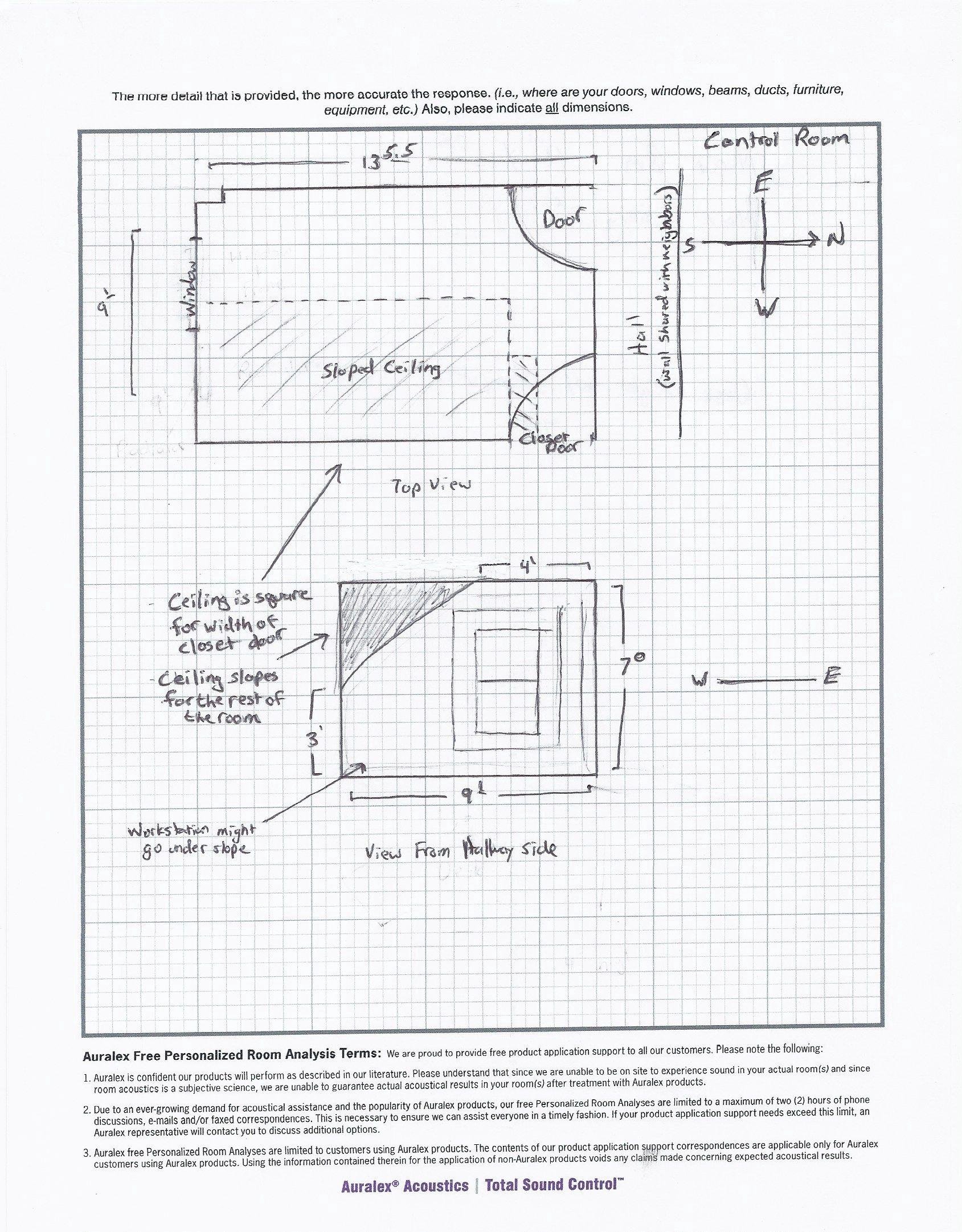 Freestone Media Room diagram