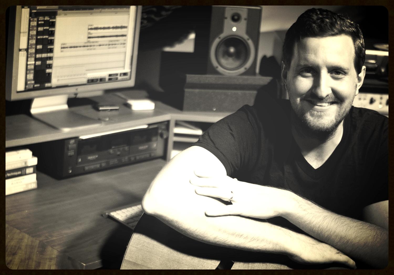 In the Freestone Media Studio