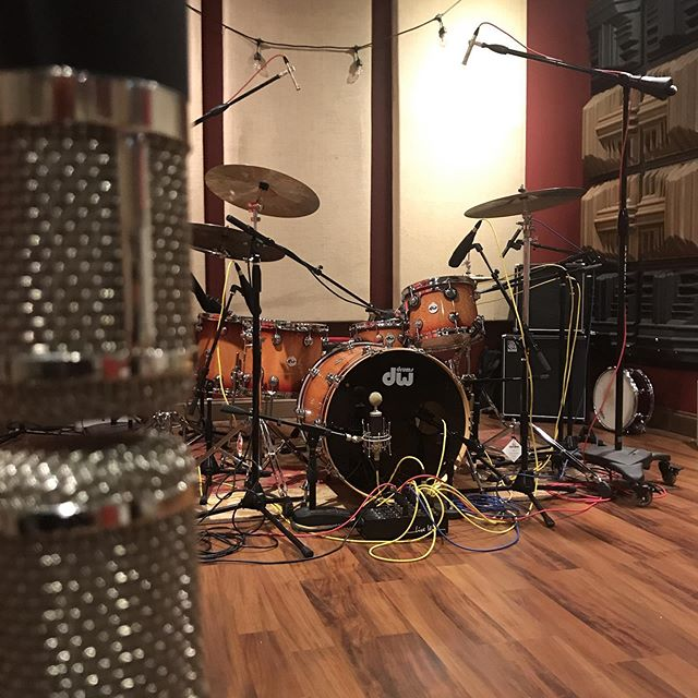 Drum day...
