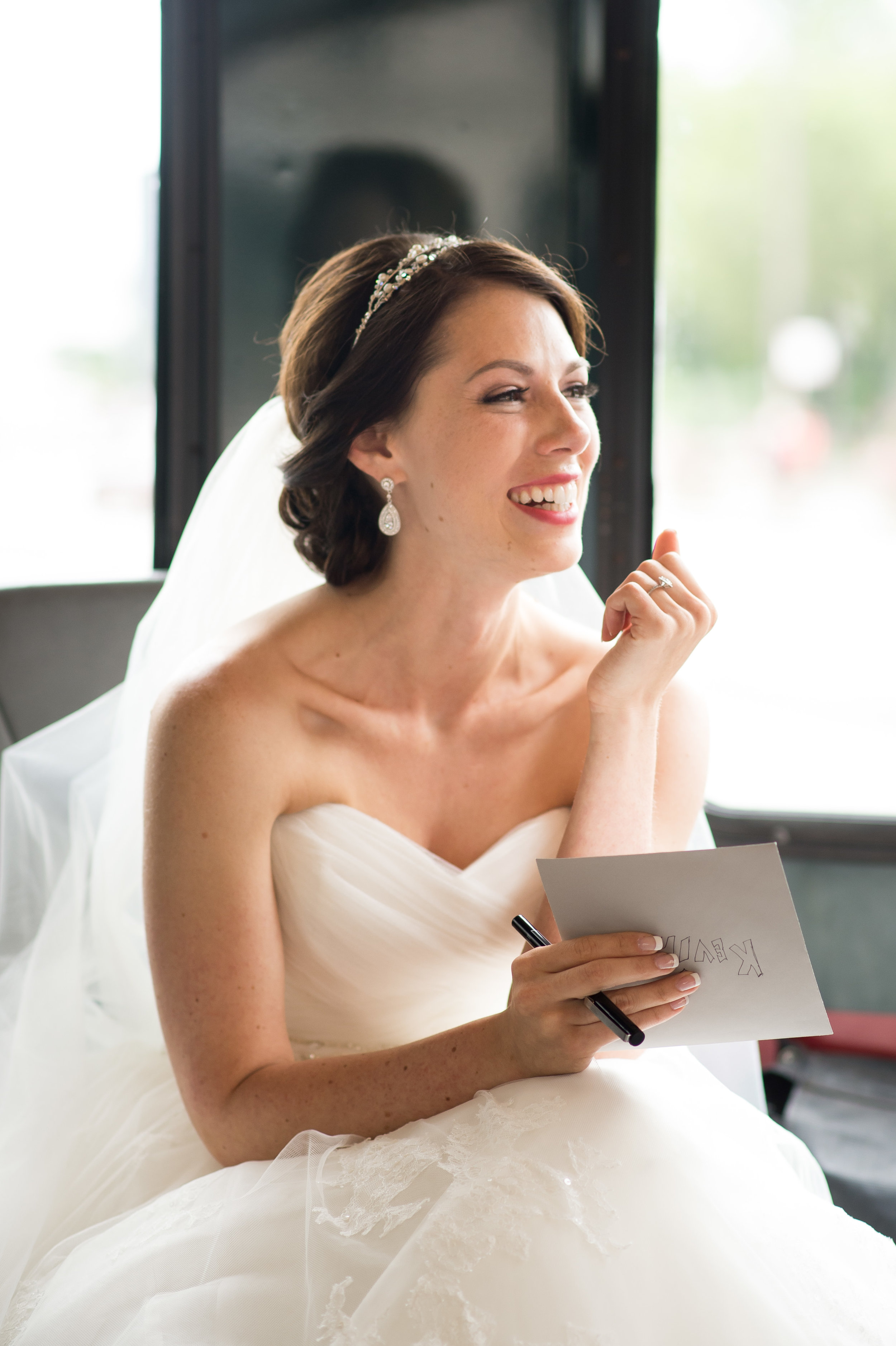 Chicago wedding makeup artist airbrushed bride