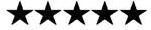 Five Black Stars Icon