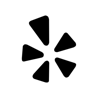 Simple Black Yelp Icon