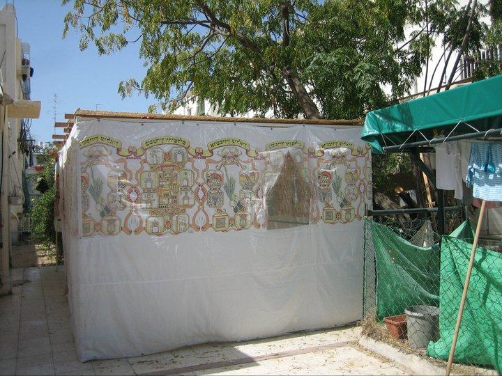 Modern Sukkot