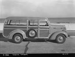 1940's era Station Wagon