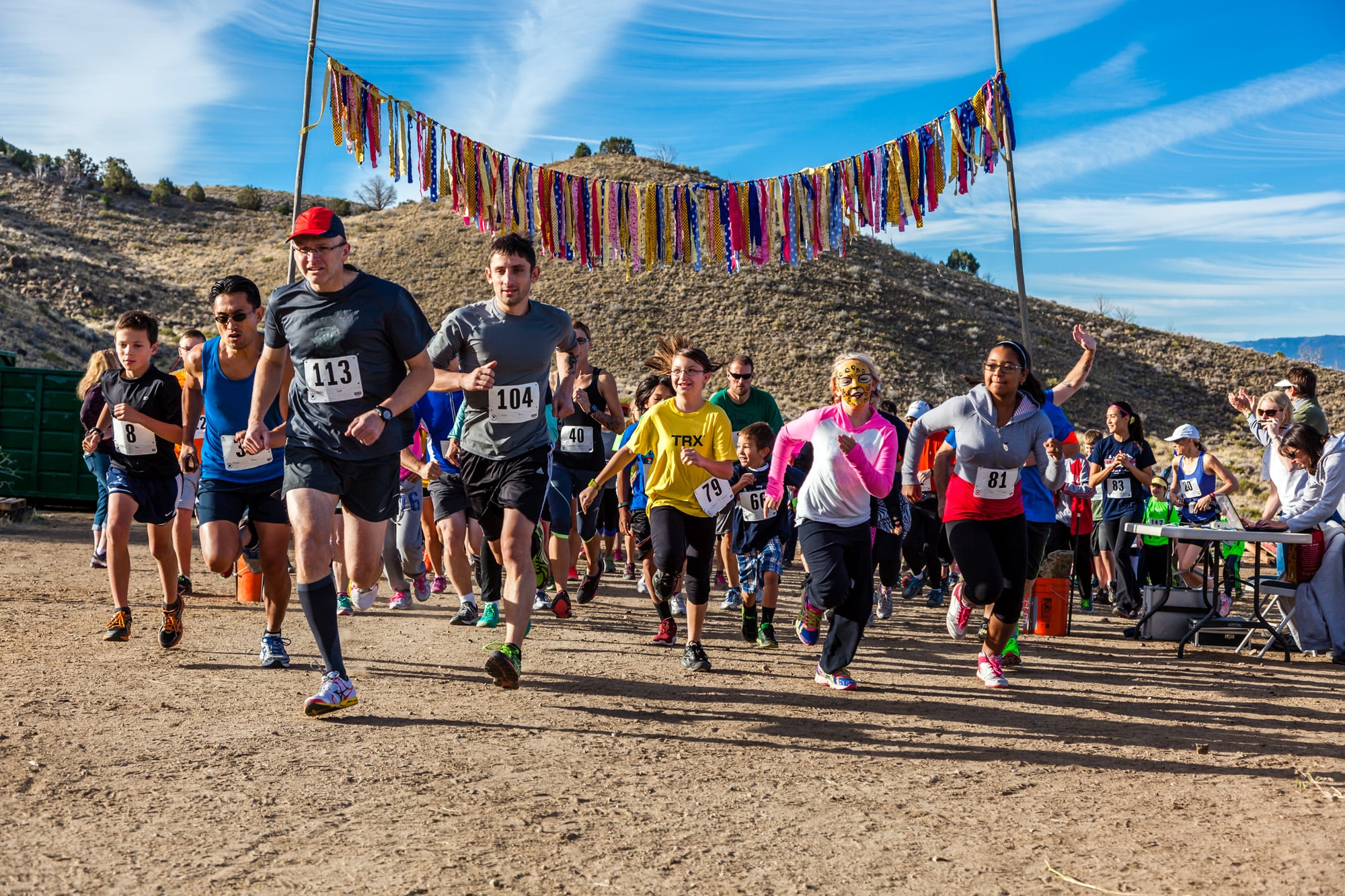2014 Animal Ark Stampede 5K Run