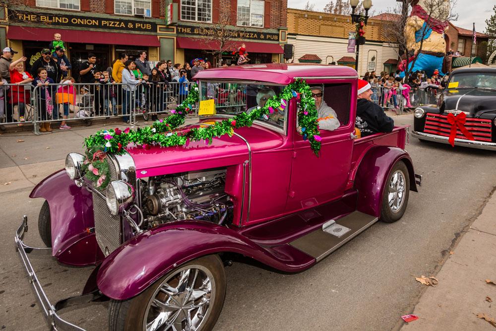 City of Sparks Home Town Christmas Parade