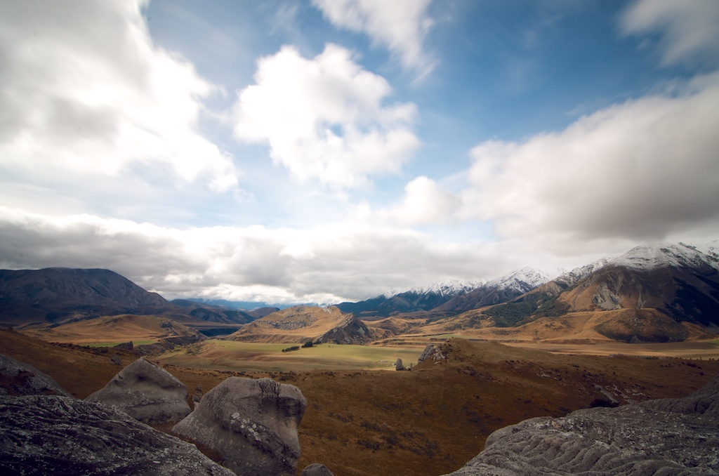 New Zealand Landscape from Mark and Evan's Trip