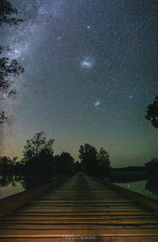 Magellanic Bridge